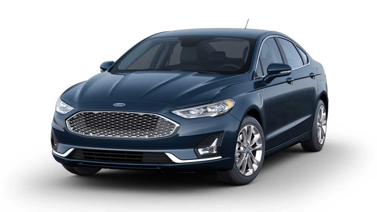 2020 Ford Fusion Price and Release date