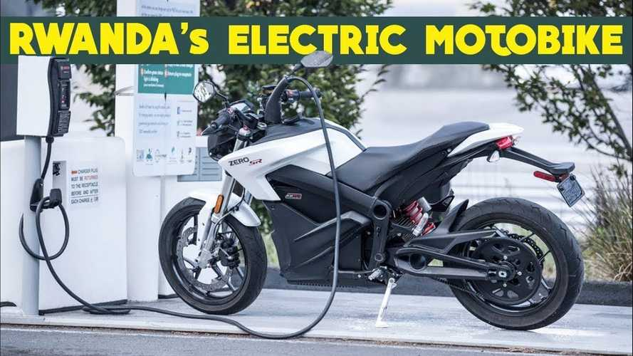 African Startup Makes Electric Motorcycles For The Masses