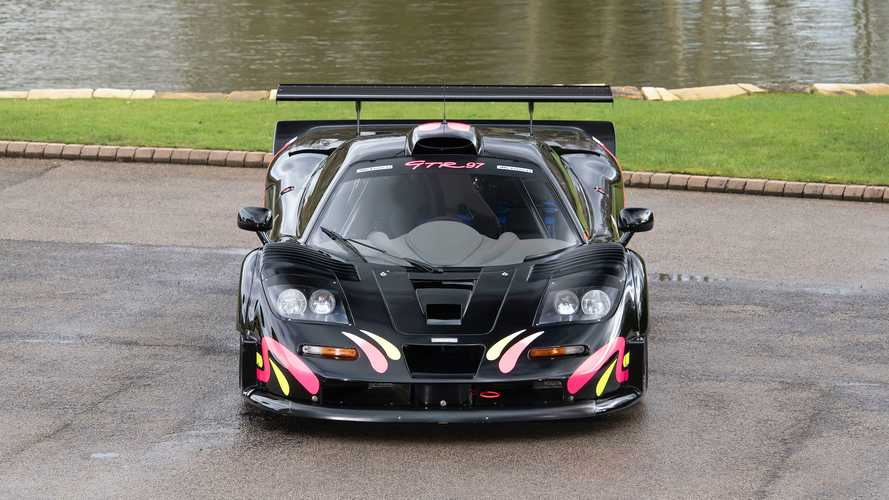 McLaren F1 GTR Longtail For Sale châssis n°1