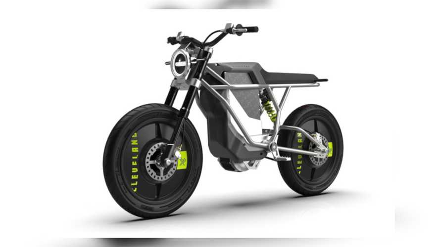 Cleveland CycleWerks Uncages Electric Falcon For The First Time