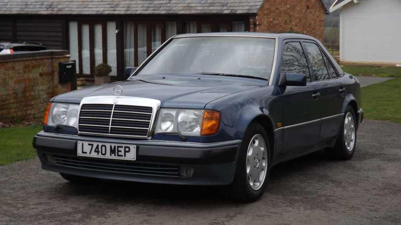 Mercedes-Benz 500E (W124) de 1993