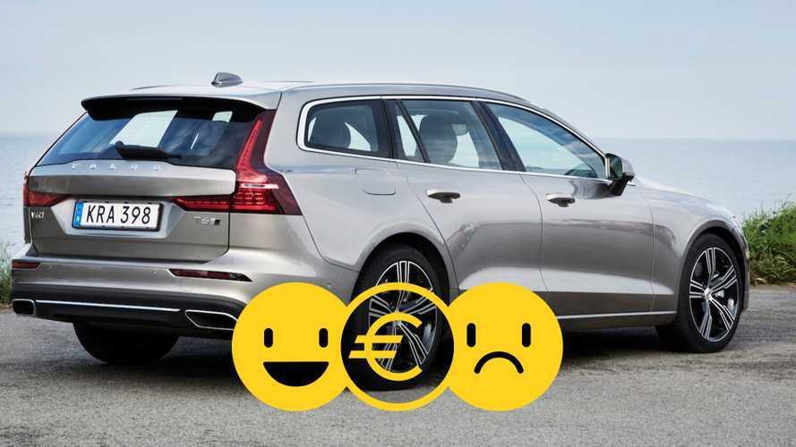 Promozione Volvo V60, perché conviene e perché no
