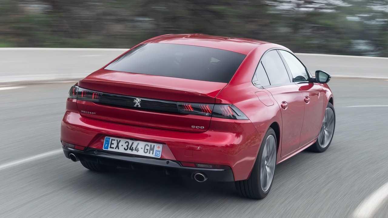 Bulgarien: Peugeot 508