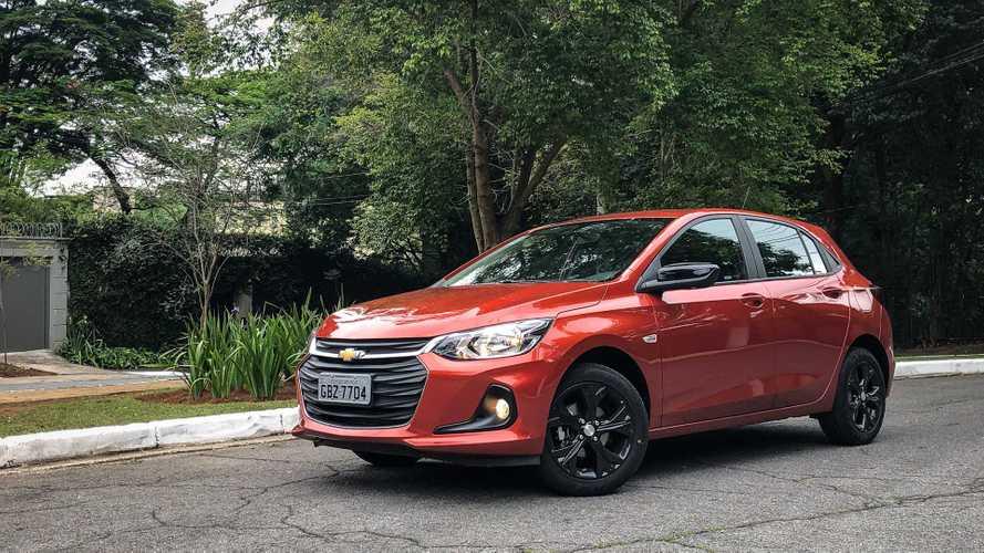 Chevrolet Onix e Onix Plus ficam até R$ 1.900 mais caros; veja tabela
