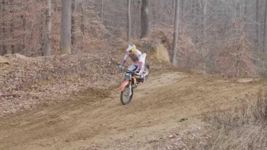 Travis Pastrana Makes The Jump From Suzuki To KTM