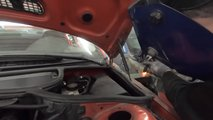 BMW E46's welded together