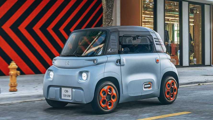 Citroën Ami (2020): Kleiner Elektro-Würfel geht in Serie