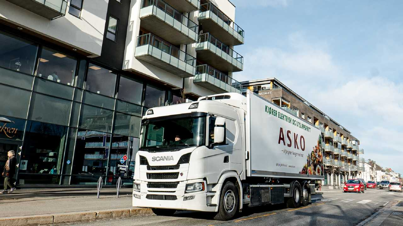 scania camion celle combustione idrogeno