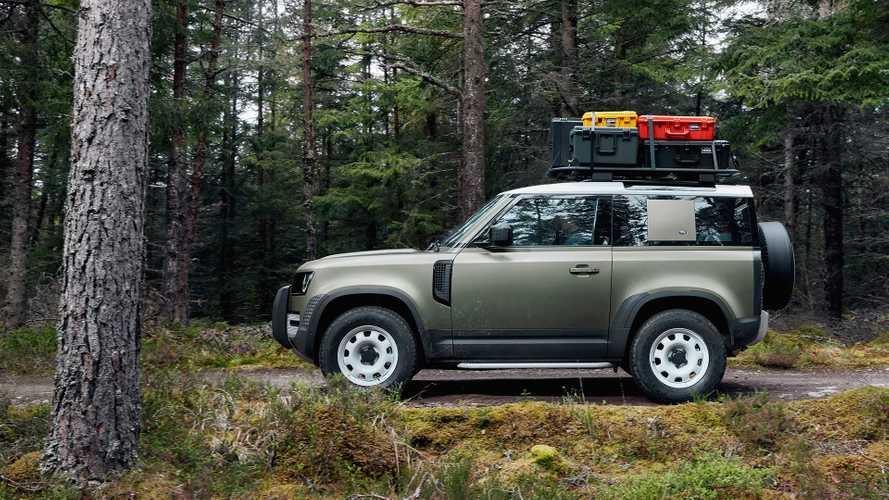 Land Rover Defender 90: Jetzt auch als Dreitürer bestellbar