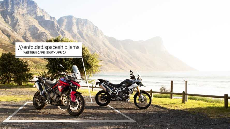 Triumph Motorcycles Partners With Geolocation App What3Words