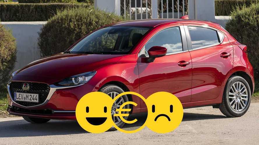 Promozione Mazda 2, perché conviene e perché no