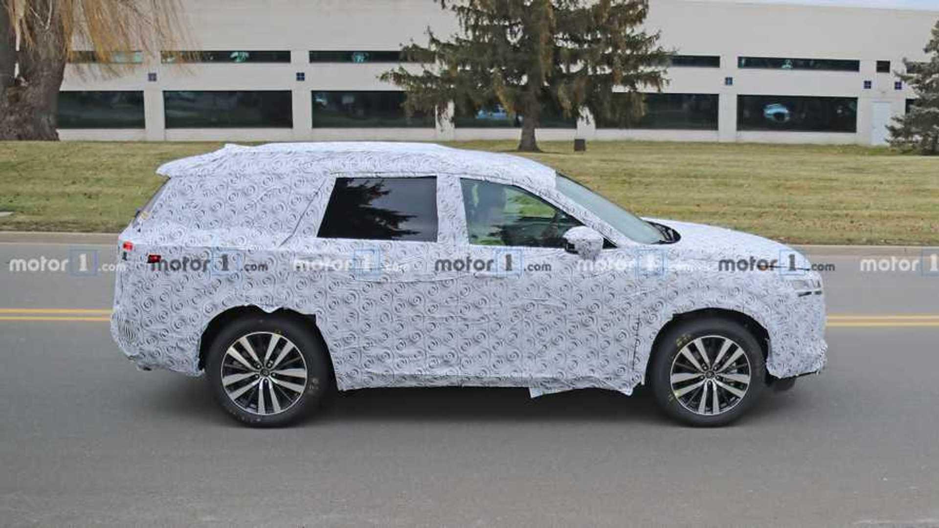 2021 Nissan Pathfinder First Drive