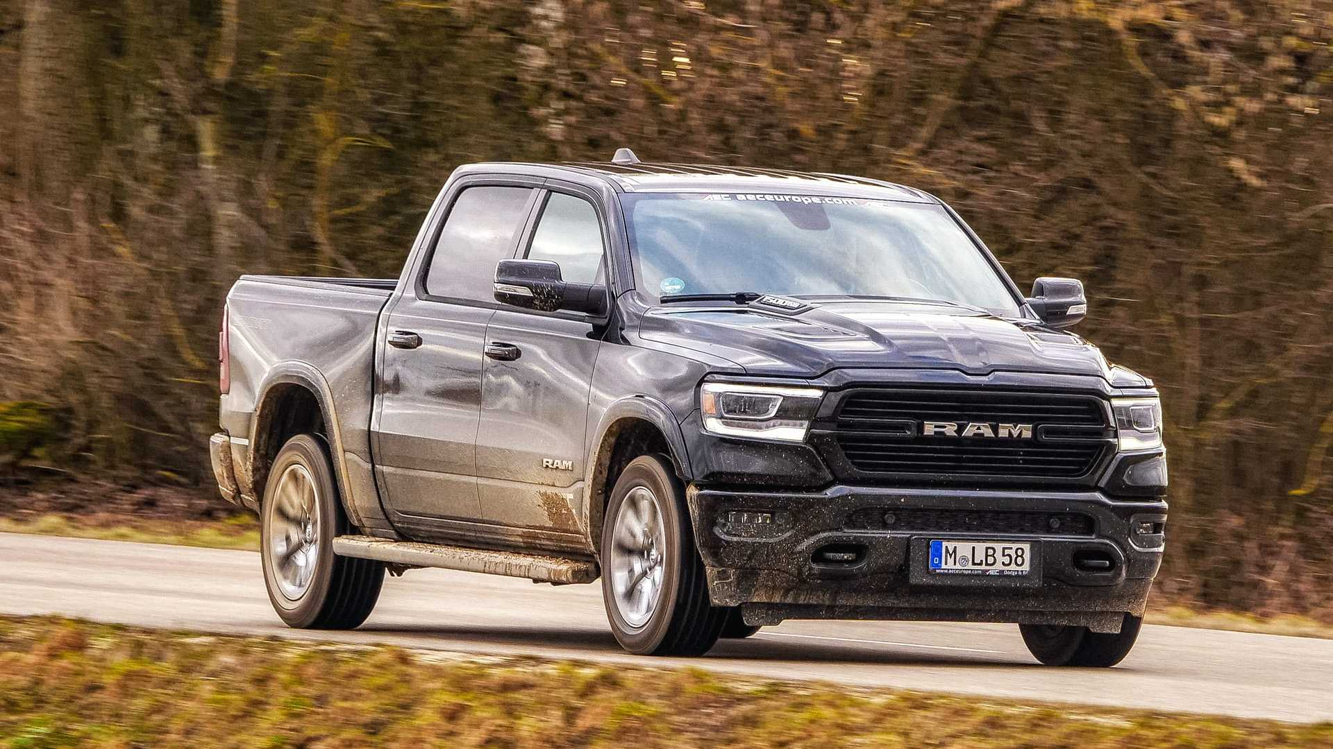 2020 Dodge Ram Truck Specs and Review