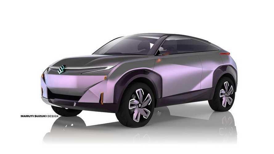 Suzuki показала свое первое кросс-купе