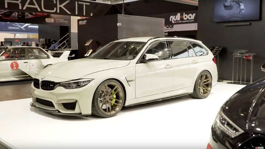 M3 CS Touring Is The M Wagon BMW Should've Built