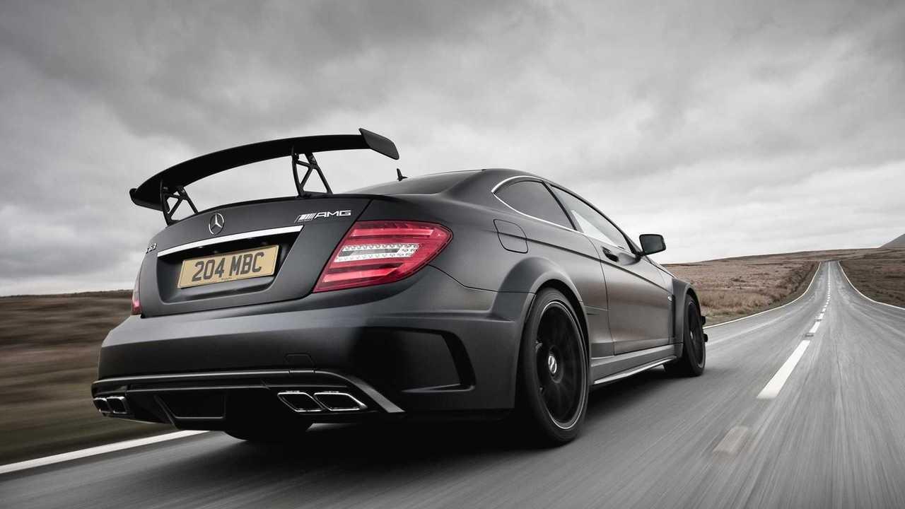 Mercedes-AMG C 63 Coupé Black Series