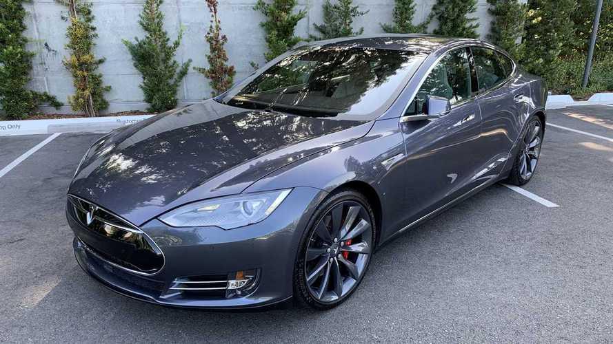 Hivatalosan is 640 km felett a Tesla Model S hatótávja