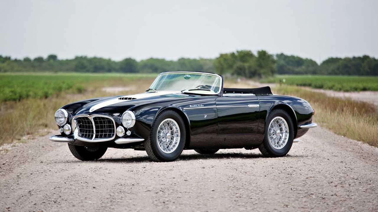 Maserati A6GCS/53 Spider (1955) - 4,6 millones de euros