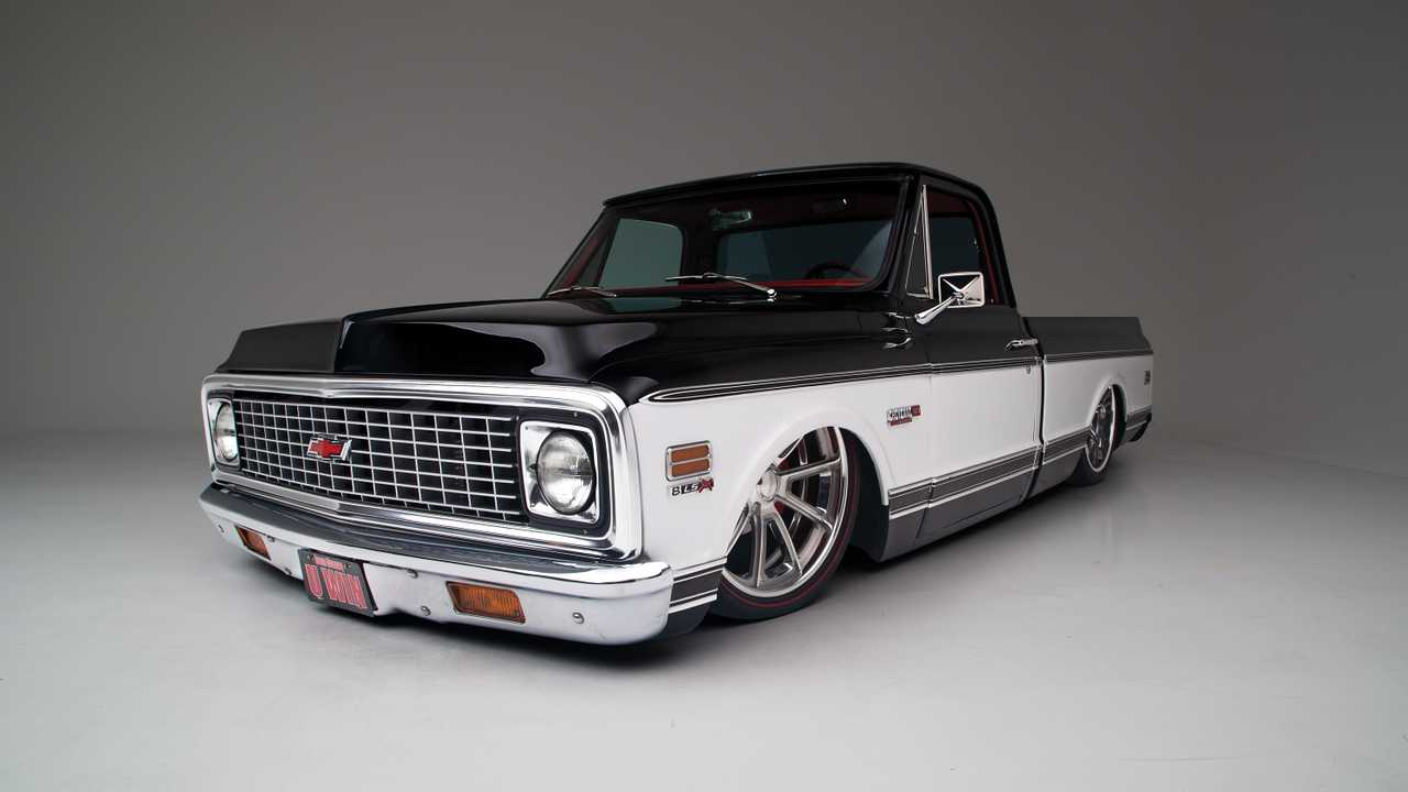 1972 Chevrolet C10 Dream Giveaway Sweepstakes