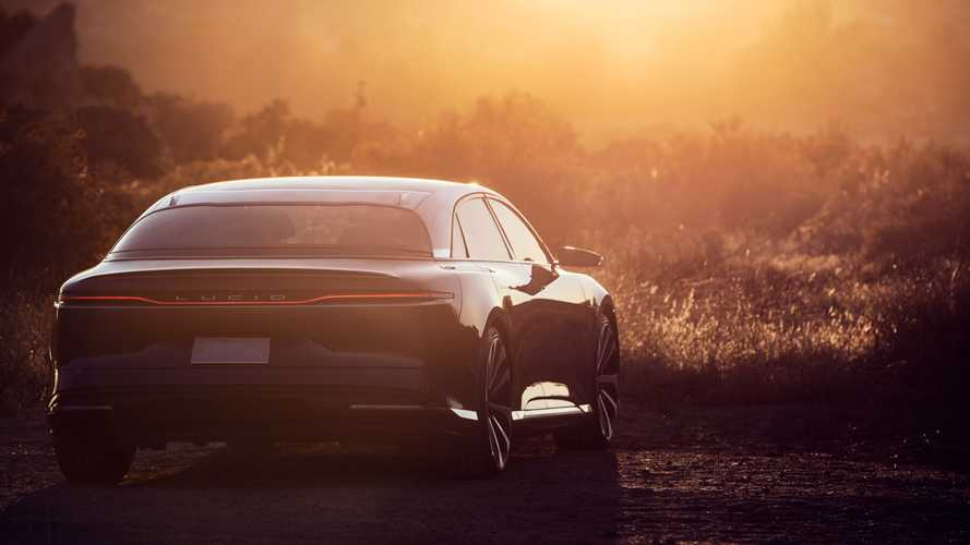 Lucid Motors Opens Reservations For Lucid Air In Europe