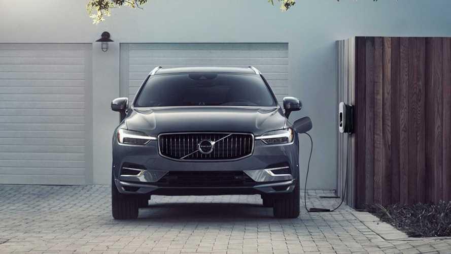 Volvo XC60: Nun auch als T6 AWD Recharge und mit Mildhybrid-Benzin