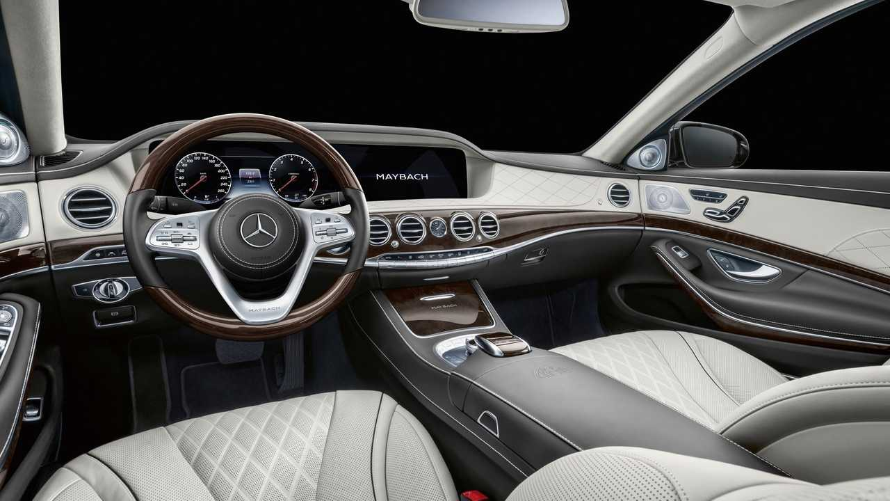 Mercedes-Maybach S 650, Designo
