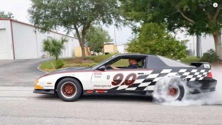 Watch tavarish resurrect a chevy race car