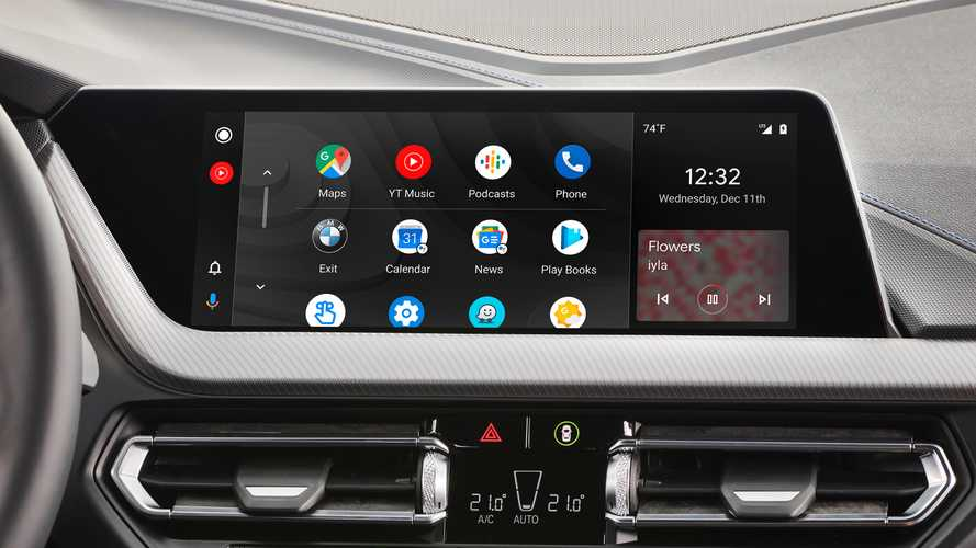 BMW finally adds Android Auto to its full lineup