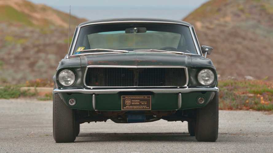The Bullitt Mustang's new owner won't be restoring it