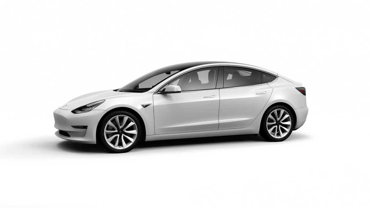 Tesla Model 3 (design studio China)