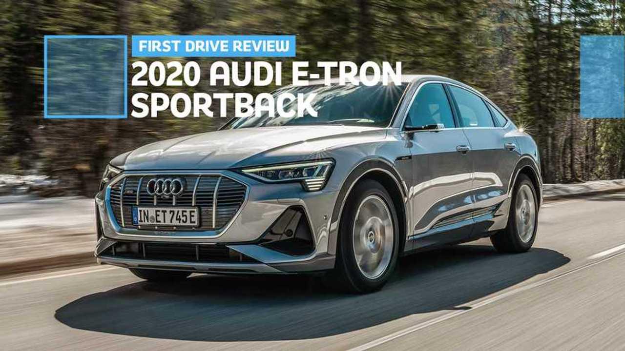 2020 Audi E-Tron Sportback
