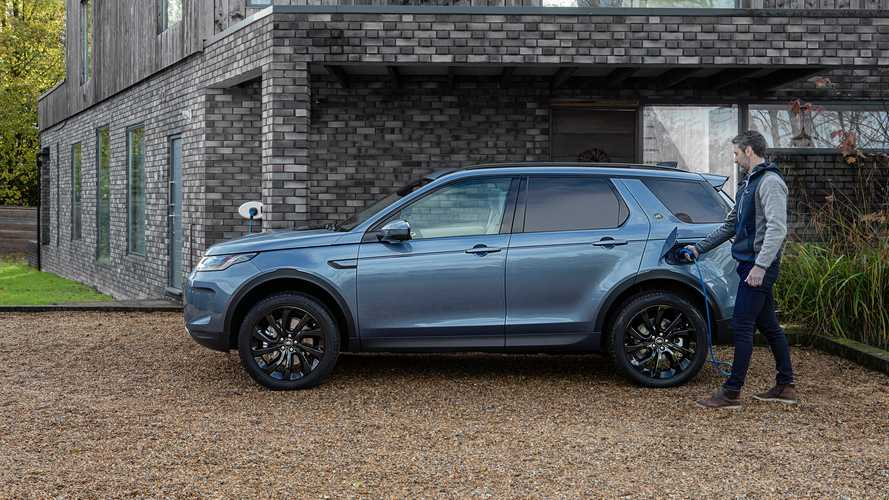 Land Rover Discovery Sport P300e 2020