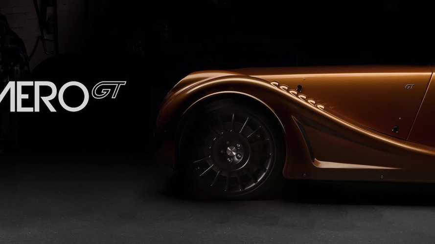 Morgan announces new 170mph Aero GT