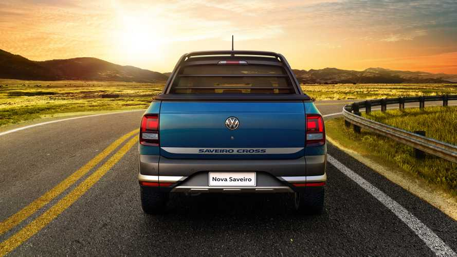 Volkswagen Polo pick-up de Brasil (VW Saveiro)