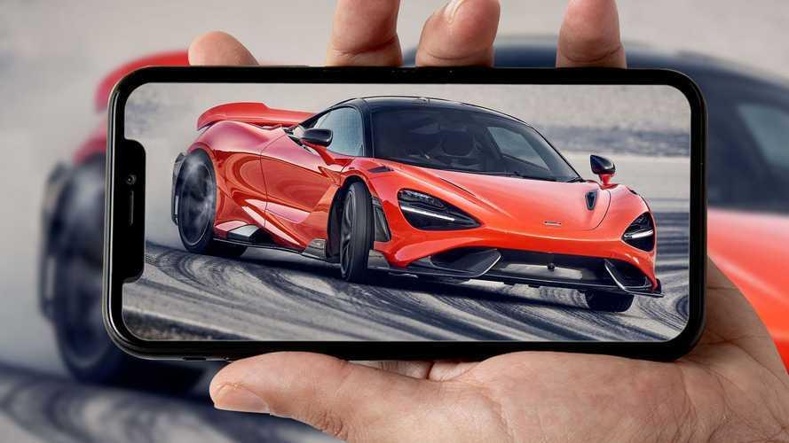McLaren P1, l'erede ibrida arriva nel 2024: le prime informazioni