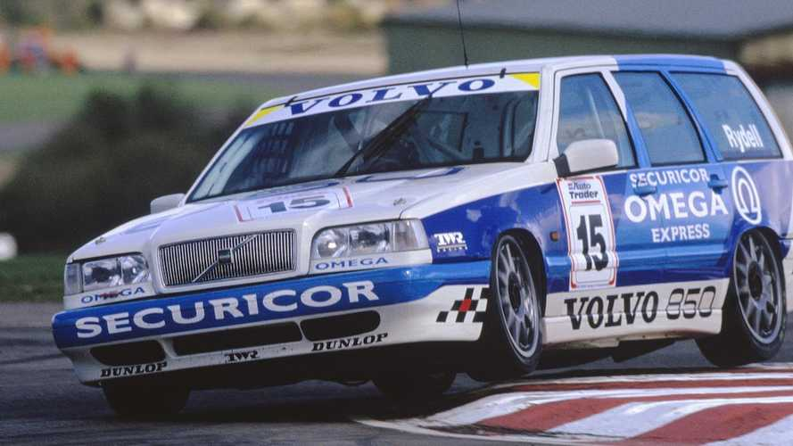Historic Motorsport Round-up: BTCC Volvo 850 Estate to return