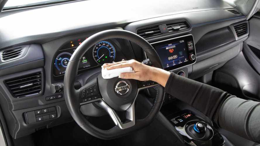 Como limpar o carro para se prevenir do coronavírus