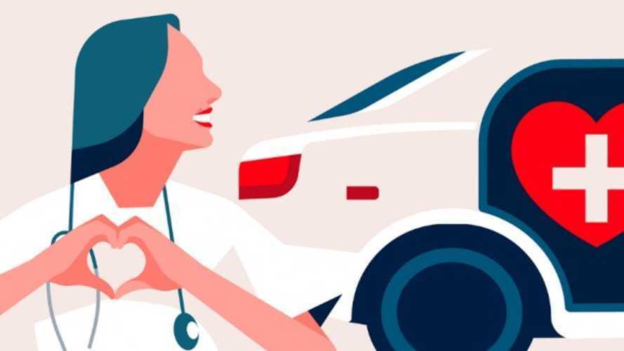 Taxi gratis per medici e infermieri di Milano e Roma sotto Coronavirus