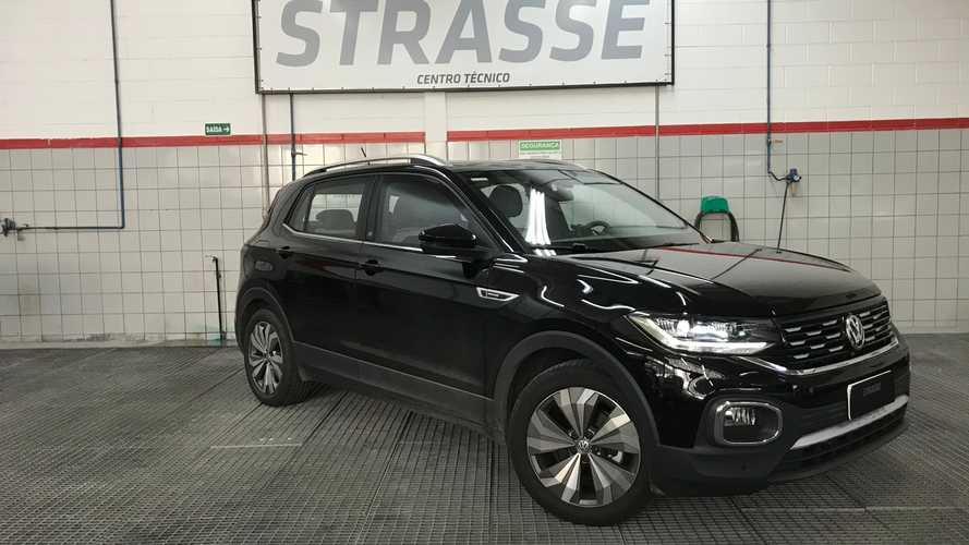 Volkswagen T-Cross alcança os 200 cv nas mãos da Oettinger