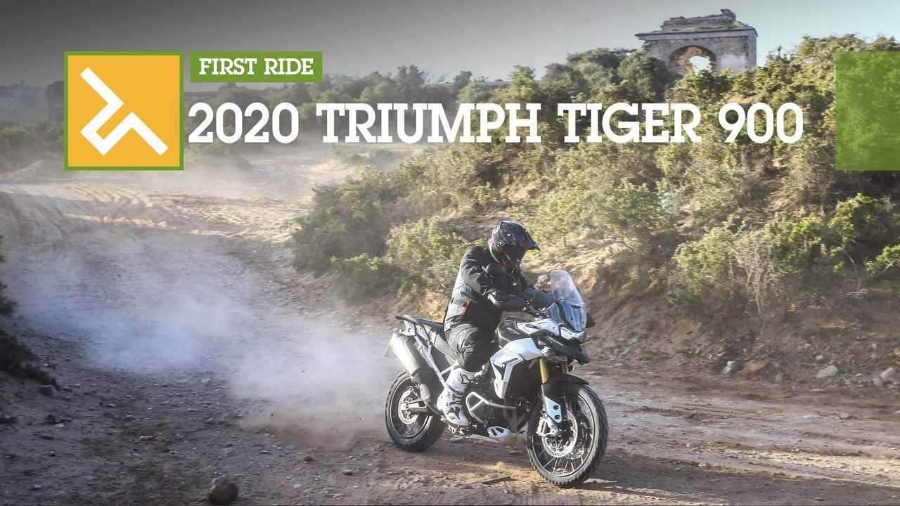 2020 Triumph Tiger 900 Main