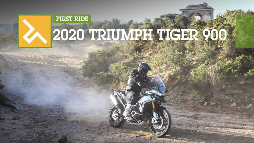 First Ride: 2020 Triumph Tiger 900 GT Pro And Rally Pro