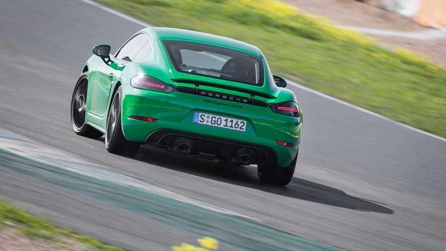 Porsche 718 Cayman y Boxster GTS 4.0 2020, a prueba: conducción pura