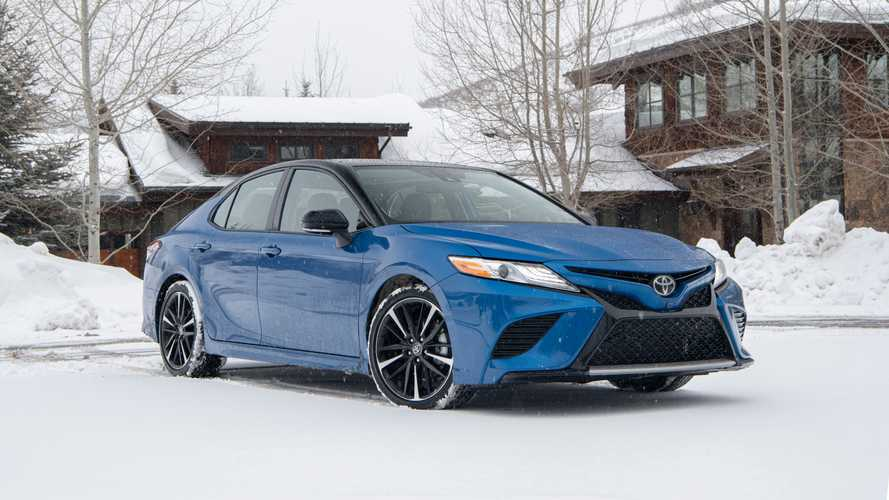 2020 Toyota Camry AWD: First Drive