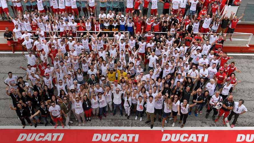 Ducati, rinviato il World Ducati Weekend 2020