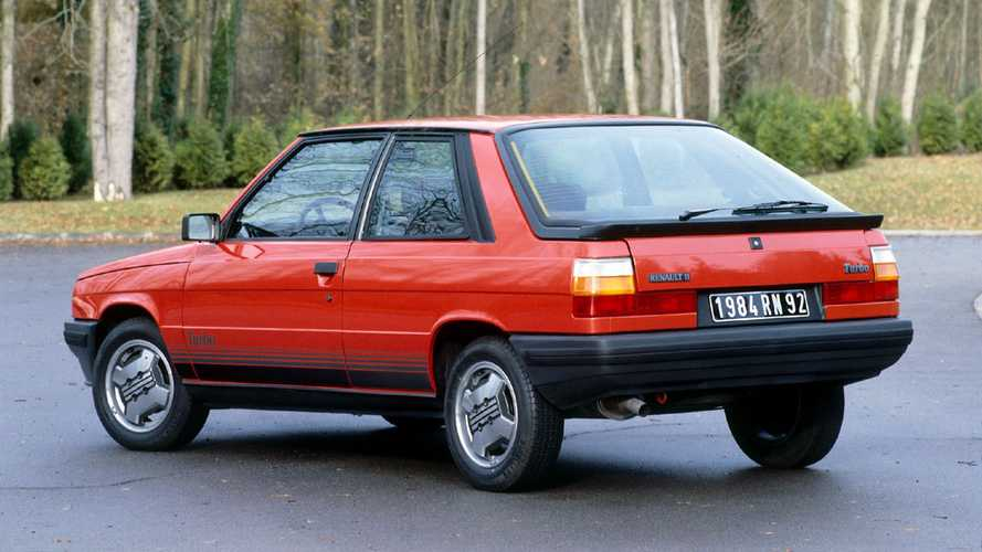 Renault 11 Turbo 1984-1989: a la sombra del Supercinco GT Turbo