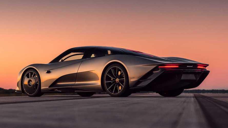 McLaren Speedtail - Les livraisons débuteront dès le mois prochain