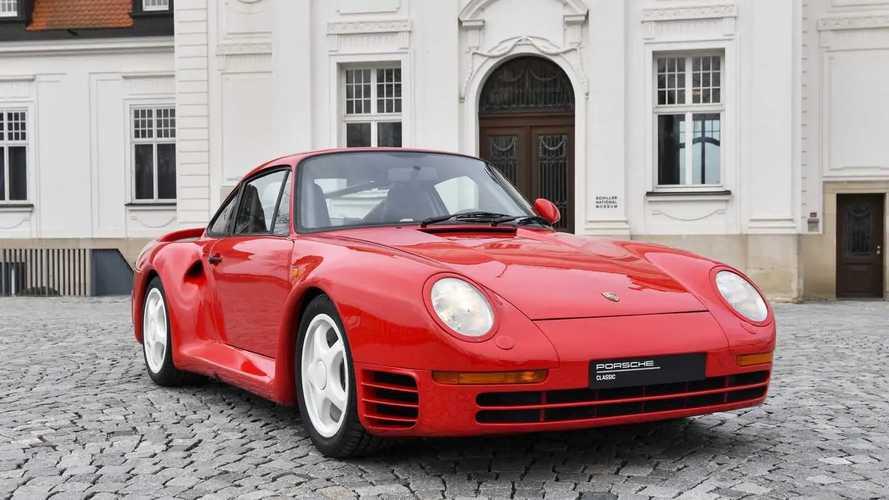 Porsche 959: Supercar Sunday