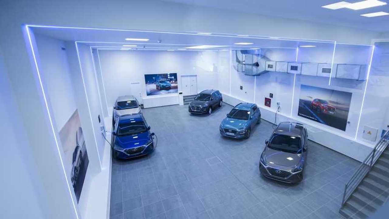 Hyundai ECO Store en Madrid
