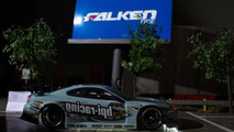 Falken Tire: Ultimate Dark Night RC Drifting