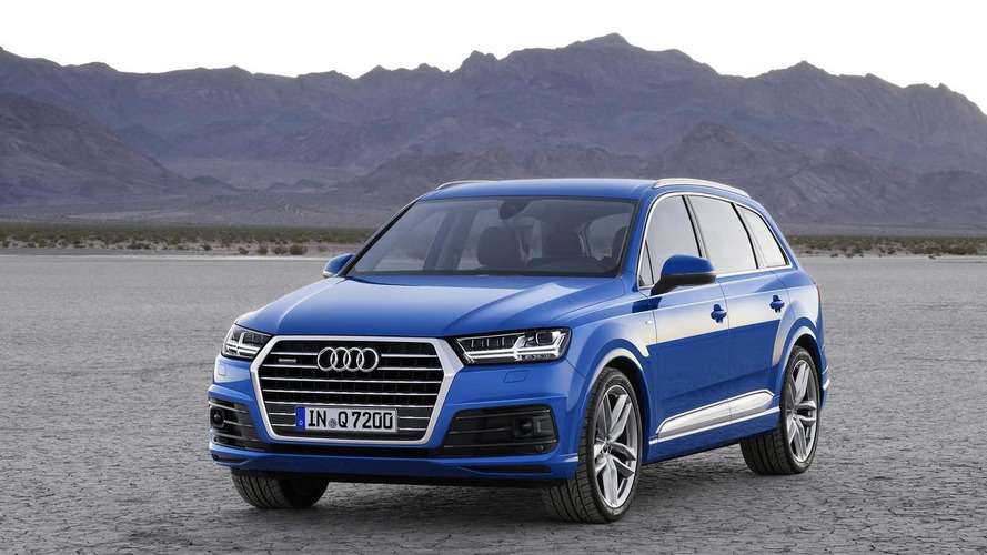 Audi SQ7 coming next year with an e-turbo V8 engine
